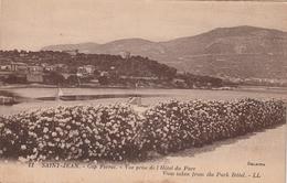 06 Saint Jean Cap Ferrat. Vue  Prise De L'Hotel Du Lac - Saint-Jean-Cap-Ferrat