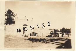 ALGERIE- OUARGLA - AVIONS 1917 - 18x11,5 Cms - Lieux