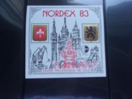 Bloc NORDEX (cote 9,00**) - CNEP