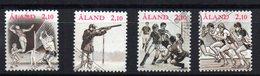 Serie Nº 47/50  Aland - Aland