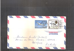 Cover From Trinidad & Tobago To Belgium (to See) - Trinidad Y Tobago (1962-...)