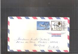 Cover From Trinidad & Tobago To Belgium (to See) - Trinité & Tobago (1962-...)