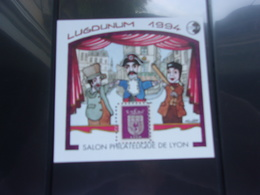 Bloc LUGDUNUM Guignol (cote 26,00**) - CNEP