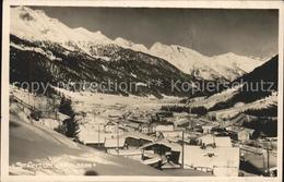 71540861 St Anton Arlberg Gesamtansicht Wintersportplatz St. Anton Am Arlberg - Autriche