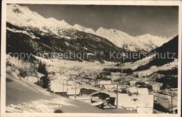 71540861 St Anton Arlberg Gesamtansicht Wintersportplatz St. Anton Am Arlberg - Unclassified