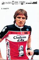 VANOTTI Ennio ITA (Almenno San Bartolomeo (Lombardia), 13-9-'55) 1988 Chateau D'Ax - Cyclisme