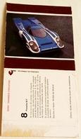 Vieille Boîte D'allumettes, Old Matchbox / Grand Circuit Série, Porsche 917 - Cajas De Cerillas (fósforos)