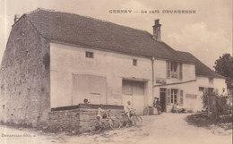 52 /  Crenay : Le Café Devarenne     ///  REF  AOUT. 19  //   BO.52 - Francia
