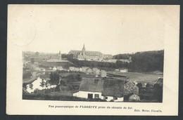 +++ CPA - Vue Panoramique De FLOREFFE Prise Du Chemin De Fer  // - Floreffe