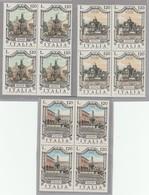 """FR.NU.0383 - REPUBBLICA 1978 - """"FONTANE D'ITALIA"""" 3 V. Nuovi** In Quartine - 6. 1946-.. República"""