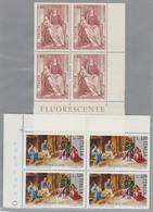 """FR.NU.0384 - REPUBBLICA 1978 - """"NATALE"""" 2 V. Nuovi** In Quartine - 6. 1946-.. República"""