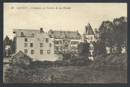 +++ CPA - CINEY - Château Et Ferme De La Haute  // - Ciney