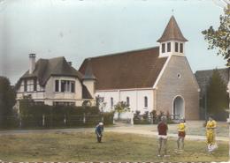 FRANCEVILLE (Gabon)  L'Eglise - Gabon