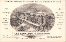 FR66 LES ESCLADES ANGOUSTRINE - Station Climatique Et Thermal - Pavillon Laennec - Belle - Autres Communes