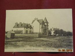 CPA - Carnac - Les Chalets De La Plage - Carnac