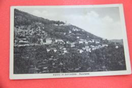 Genova Rosso Di Davagna 1952 - Italië