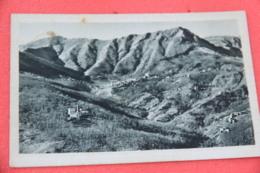 Genova Pannesi Di Lumarzo Santuario N.S. Del Bosco + Timbro 1954 - Altre Città