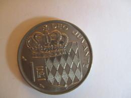 Monaco 1 Franc 1960 - 1960-2001 Nouveaux Francs