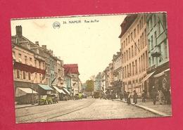 C.P. Namur = Rue  De  FER - Namur
