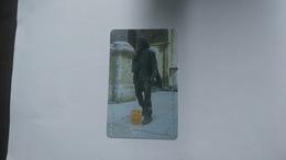 Cuba-caballero De Paris. Escultura-($9.95)-tirage-30.000-used Card+1card Prepiad Free - Cuba