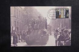 PAYS BAS - Carte Maximum 1985 -  Libération D'Amsterdam - L 39645 - Maximum Cards