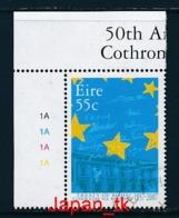 IRLAND Mi. Nr. 1758 50 Jahre Römische Verträge - Europa Mitläufer - 2007 - Used - Europa-CEPT