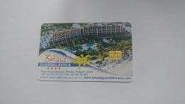 Cuba-buisas Guardalavaca-($20.00)-tirage-50.000-used Card+1card Prepiad Free - Kuba