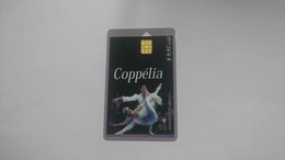 Cuba-coppelia Ballet-($9.95)-tirage-20.000-used Card+1card Prepiad Free - Kuba