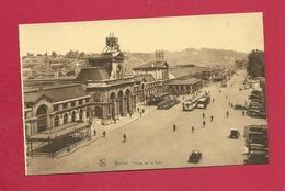 C.P. Namur = Place  De La  GARE  +  TRAM - Namur