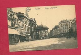 C.P. Namur = Place  D' Armes - Namur