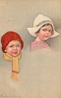 E Colombo - Tête D'enfants (1444) - Colombo, E.