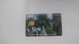 Cuba-palma Barrigona-($10.00)-tirage-30.000-used Card+1card Prepiad Free - Cuba