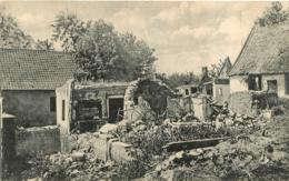 PUISIEUX CARTE PHOTO ALLEMANDE 1916 FELDPOSTKARTE - Andere Gemeenten