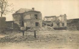 VIMY CARTE PHOTO ALLEMANDE 1916 - France