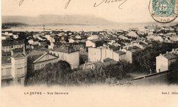 83 LA SEYNE SUR MER VUE GENERALE CARTE PRECURSEUR - La Seyne-sur-Mer