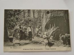 PYRENEES ORIENTALES-ARIES SUR TECH-FORGES CATALANES-ANIMEE - Autres Communes