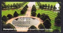 2018 Hampton Court Palace - Great Fountain Gardens £1.55 - 1952-.... (Elizabeth II)