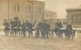 WURZEN CARTE PHOTO ALLEMANDE 1914 - Oorlog 1914-18