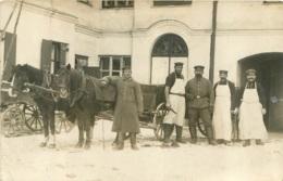 CARTE PHOTO ALLEMANDE - War 1914-18