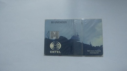 Cuba-cerro Caracol Concepcion-(60unidades)-mint Card+1card Prepiad Free - Cuba