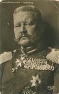 V. HINDENBOURG  GENERAL ALLEMAND VOIR LE SECOND SCAN - Guerre 1914-18