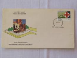 India 1995 FDC Cover - Dehli Development Authority - Inde
