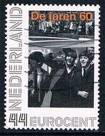 Pays-Bas - The Beatles NL-2563-Ab-04 (année 2008) Oblit. - Netherlands