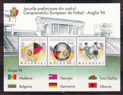 Moldavia MNH Michel Nr Block 5 From 1994 / Catw 7.00 EUR - Moldavië
