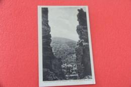 Genova Montessoro Presso Isola Del Cantone Veduta Dai Ruderi Del Castello Medioevale 1934 Foto Molfino - Altre Città