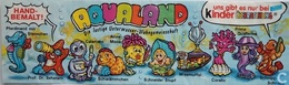 BPZ Aqualand / Ohne Ferrero - Ü-Ei