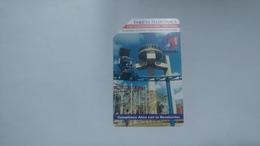 Cuba-cumplimos Anos Con-urmet-(5.00pesos)-used Card+1card Prepiad Free - Cuba