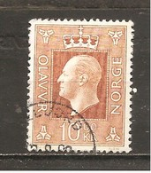 Noruega-Norway  Nº Yvert  549 (usado) (o) - Noruega