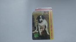 Cuba-ifaltan Duenos Dog-urmet-(7.00pesos)-used Card+1card Prepiad Free - Kuba