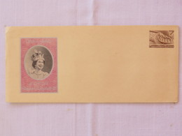Papua New Guinea Around 1975 Unused Stationery Cover - Queen - Papua-Neuguinea